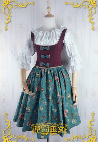 Mechanical Balloon~ Lolita JSK Dress