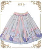 MissCat~ Soft Lolita JSK/Skirt -Ready Made