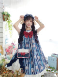 Tommy Bear ~Dog's Glory~ Lolita OP -Pre-order