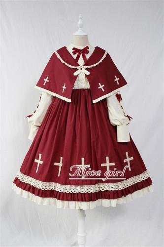 The Cross Choir~ Gothic Lolita OP -Ready Made