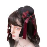 Magic Tea Party ~Miss Jasmine Winter Lolita JSK -Ready Made
