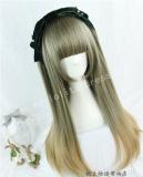 60cm Sweet Dreamlike Straight Lolita Wig