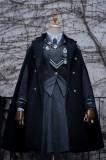 Your Highness ~The Oath Of The Judge~ Gothic Lolita Skirt -Ready Made