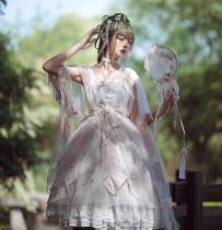 Bamboo Song ~Qi Lolita Series -Ready Made