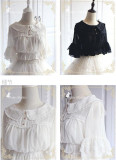Souffle~ Sweet Lolita Blouse Short Version -Ready Made