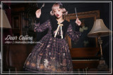 Dear Celine ~ The Cats Which Ask for Candy at Halloween Lolita OP -Ready Made