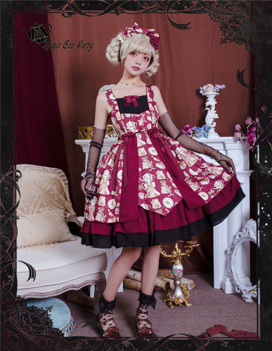 Magic Tea Party ~Pike Place Roast Lolita JSK -Ready made