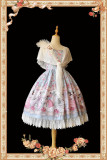 Infanta ~Dancing Party Lolita JSK with Lace Cape