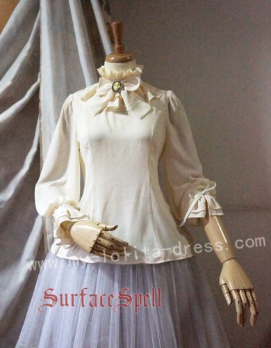 Surface Spell Bourbon Dynasty Series Lolita Blouse