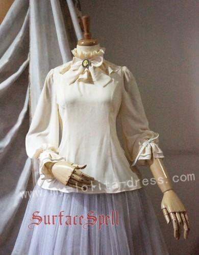 Surface Spell Bourbon Dynasty Series Lolita Blouse
