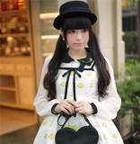 R-series -Sweet Honey Bees-  Lolita Jumper Dress