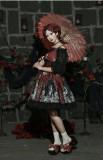 Ichi Nami~ Gothic Lolita JSK -Ready Made
