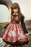 Neverland Lolita ~Steampunk Cat- Lolita Long Sleeves Blouse -Pre-order