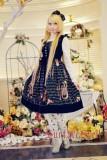 Surface Spell Musical Instruments Prints Lolita Jumper Dress