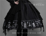The Tomb of Gabriel~ Gothic Lolita JSK+Vest
