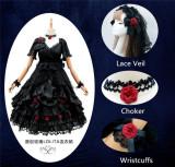 Swan Lake ~Luxury Elegant Lolita OP