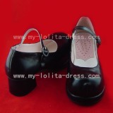 Beautiful Black Frederica Bernkaste Shoes