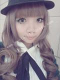 65cm Rosy Brown Saddle Brown Curls Lolita Wig