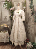 Miss Point ~ Salley Garden Empire Embroidery Lolita OP -Custom Tailor