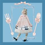 Panda Theme Sweet Lolita OP/JSK-Pre-order Closed