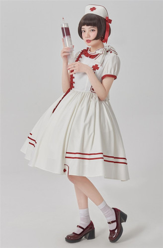 Instinctive Switch ~ Little Nurse Lolita OP -Ready Made