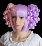 Bobo Style Short Curly Lolita Wig
