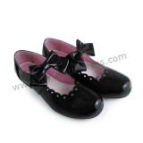 Glossy White 2.5CM Heel Princess Lolita Shoes