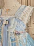 Alice Girl ~Butterfly Talk Qi Lolita JSK -Pre-order