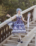 Little Dipper ~Marine Perfume Lolita JSK/OP -Pre-order