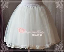 Magic Tea Party ~ Sweet A-shaped Lolita Petticoat 48cm