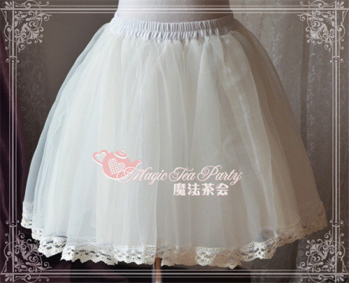 Magic Tea Party ~ Sweet A-shaped Lolita Petticoat 48cm