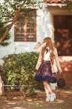 HMHM Lolita ~Antique Alice~ Sailor Collar Lolita Coat