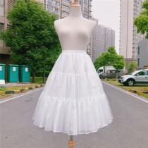 Sweet Organza Daily Wear Lolita Petticoat 60cm