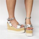 Sweet Five-pointed Stars Lolita Sandals