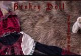 The Wolf Turns Little Red Riding Hood~ Lolita Fullset (OP++ Scarf + Apron+Cape+Headbow) -Ready Made