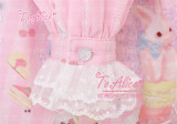 Tommy Bear -Sugarbunnies Theme -  OP Light Green M In Stock