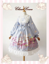 Cheese Cocoa  ~Afternoon Tea Rabbit~ Lolita OP