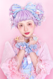Sugar Carnival- Babydoll Style Lolita Blouse -Ready Made