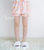 Sweet Flannel Lolita Bloomer