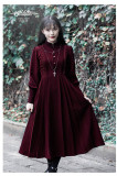 Joan~ Vintage Lolita OP Dress Long Sleeves Edition
