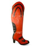 Beautiful Soryu Asuka Langley Boots