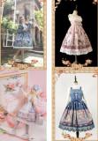 Infanta ~Summer Preferiential Lolita Lucky Packs -Ready Made