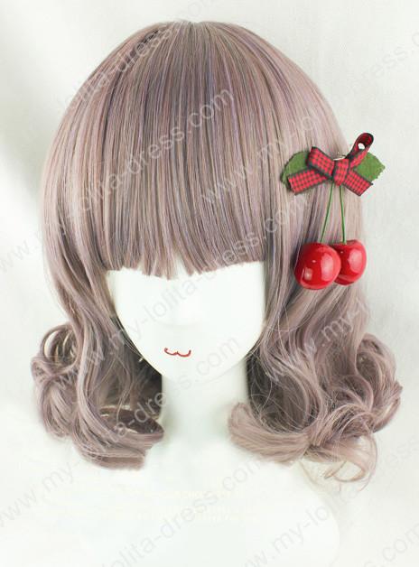 Pretty Japanese Style Curls Lolita Short Wig