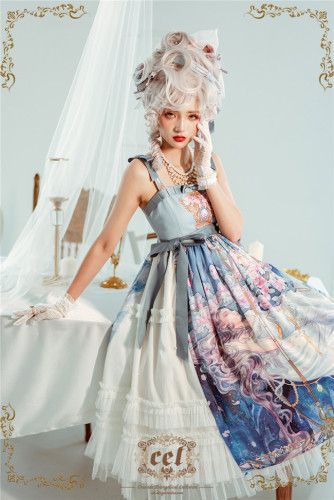 The Sleeping Beauty~ Lolita JSK Dress -Ready Made