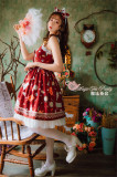 Sunny Days&Delicious Food~ Sweet Lolita JSK Version II