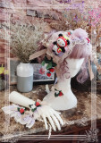 Sweet Charlie~ Elegant Lolita OP 2018 Bridal Design -Ready Made