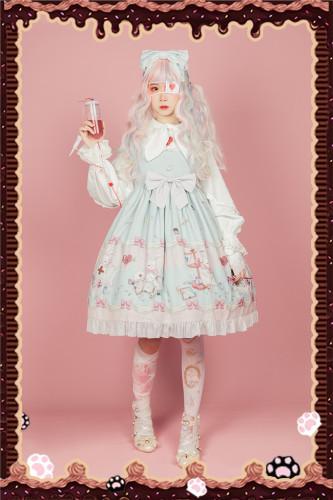 Infanta ~Hospital of the Rabbit~ Lolita JSK -Ready Made