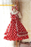 Dear Celine ~Polka Dotts Dance~Summer Lolita Dress-Ready made