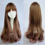 Lady's Wavy Harajuku Style Cosplay Wig