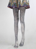 Japanese Sweet Starry Sky Prints Lolita Tights - IN STOCK